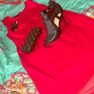 Jones New York Collection Red Dress